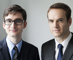 Julien LACKER and Guillaume Gomis avocats paris france 0
